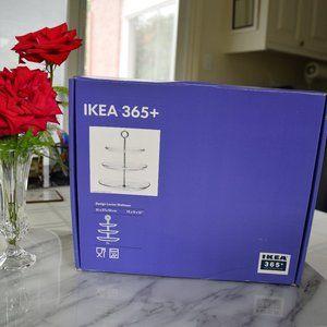 Ikea 365+ 3 tier serving platter- NEW!